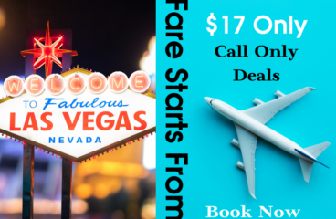 Cheap Flights To Las Vegas Starts From $23 Only – Holiday Deals 2021